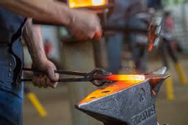 History of Blacksmithing in Texas:  Facts, Fiction, Fire, and Steel