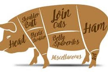 Hog Processing and Sausage Making