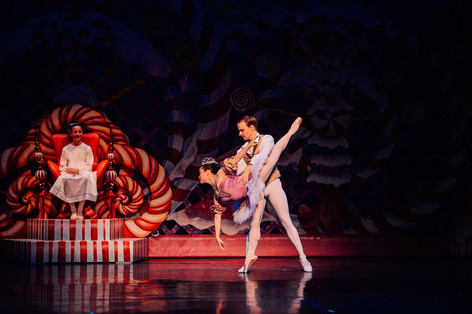 Ballet Northwest's Production of The Nutcracker