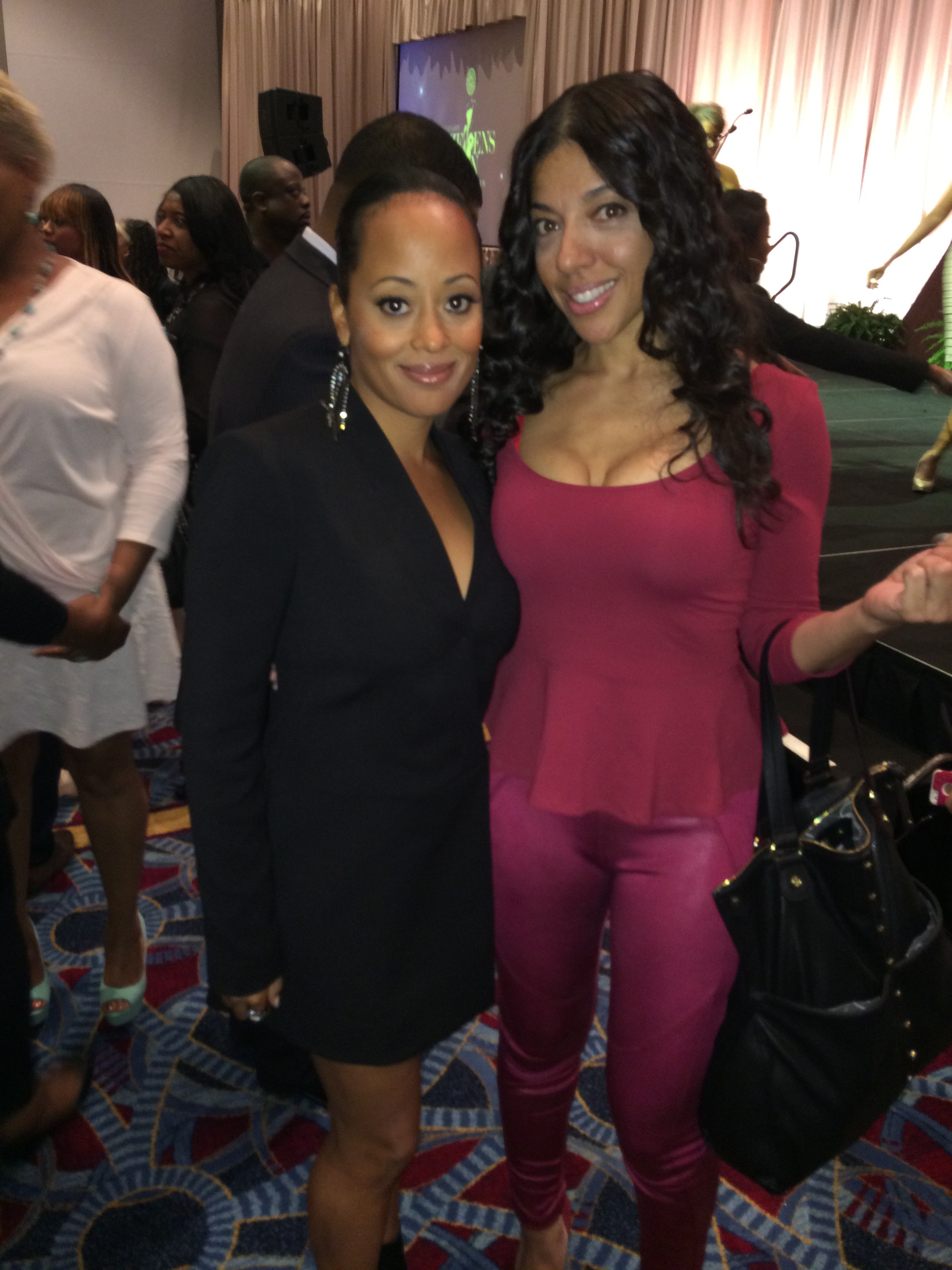 Actress Essence Atkins