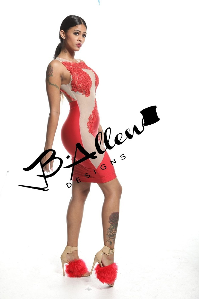ROSEY IN B. ALLEN DESIGN