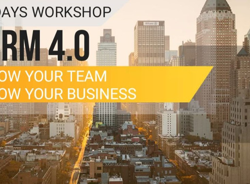 Workshop HRM 4.0 Grow Your Team - Grow Your Business