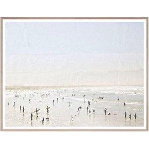 Vintage Surf Scene