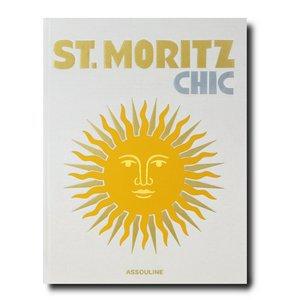 St. Mortiz Coffee Table Book