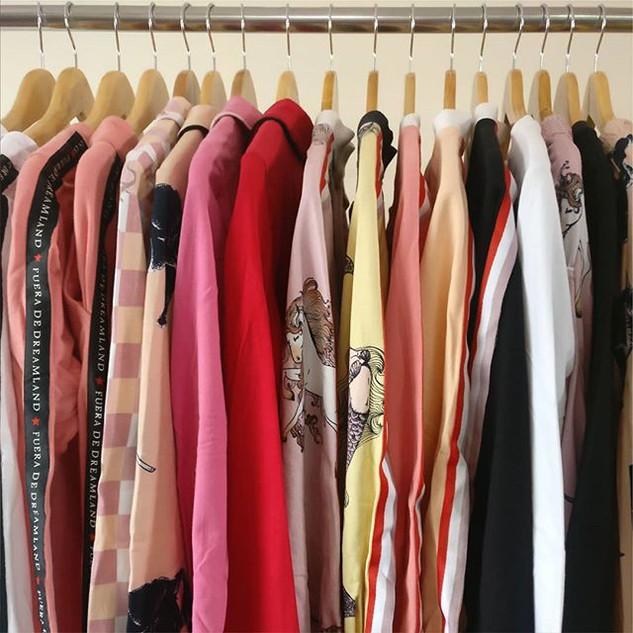 🎈 Weekly wardrobe set #NocheeVida #Fuer