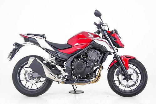 Honda CB 500 F ABS 2019