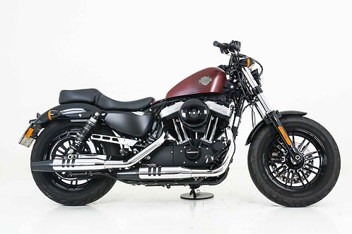 Harley Davidson XL 1200 X Forty Eight 2018
