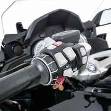 BMW K 1600 Bagger manetes