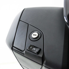 BMW K 1600 Bagger mala lateral
