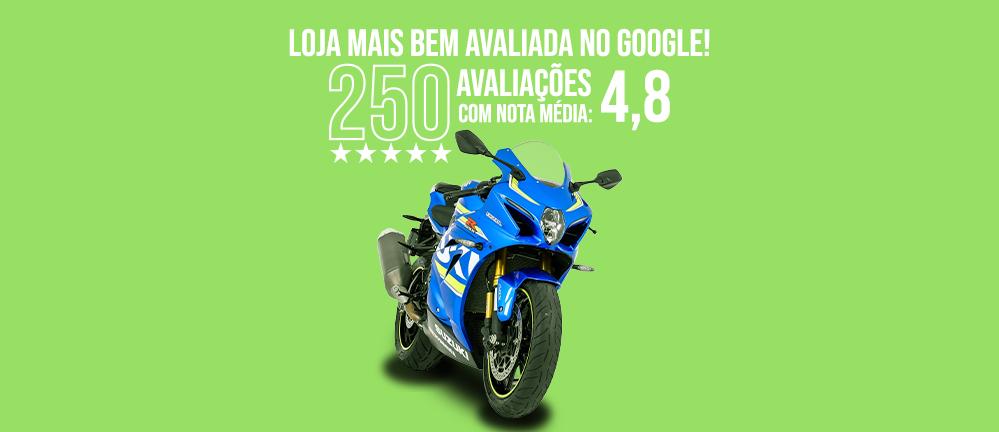 loja mais bem avaliada no google, sapico motos