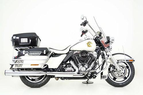 """Harley Davidson Road King Police """"Sheriff"""" 2014"""