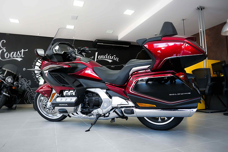 Honda Gold Wing 1800 Sapico Motos