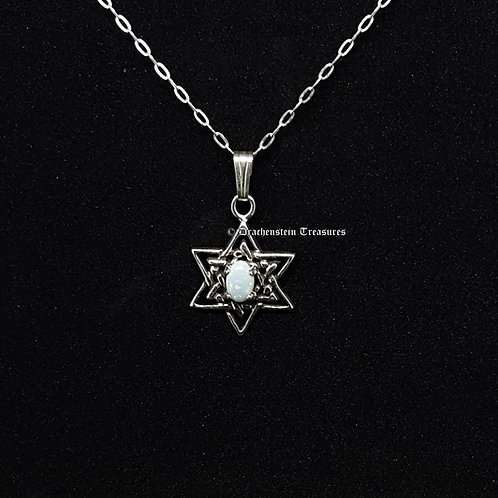 Jeweled Star of David
