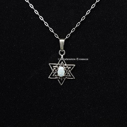 Jeweled Star of David
