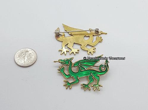 Midrealm Dragon Pin