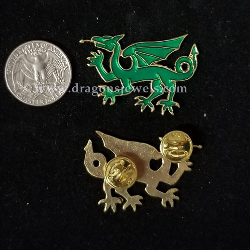 Midrealm Dragon Pin