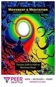 meditation and movment