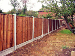 DS Tree Services Fencing