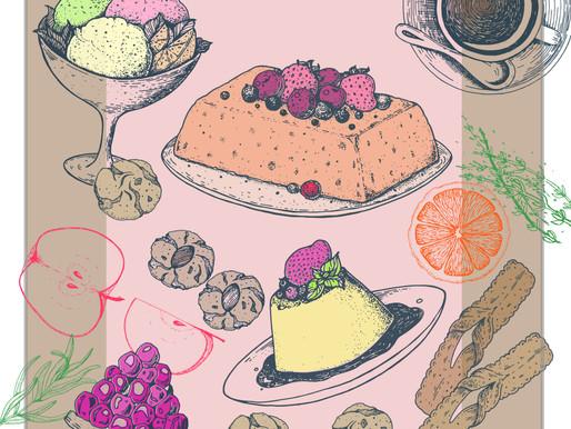 栄養食品素材展のポスターができました!