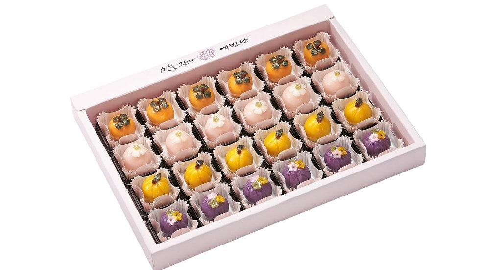 꽃송편 선물세트 55,000원