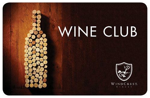 2018 WindCrest Wine Club