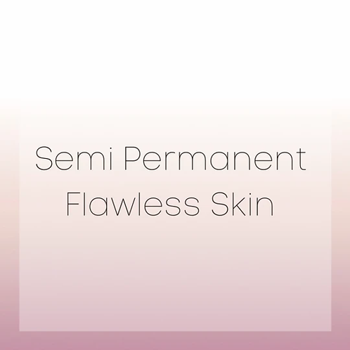 FLAWLESS SKIN SPMU FOUNDATION COURSE