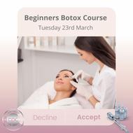 Beginners Botox Course
