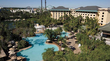 Loews Royal Pacific Resort Amenities and Child Care
