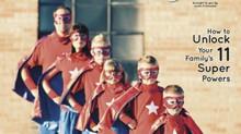 """Creating Super Hero Families"" Monday #gno #FamilyForward Twitter Party"