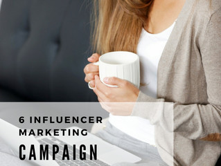 6 Influencer Marketing Campaign Management Best Practices