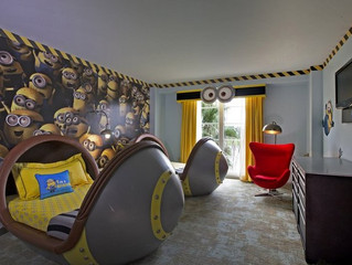 Minion Mayhem Suite Upgrade Contest