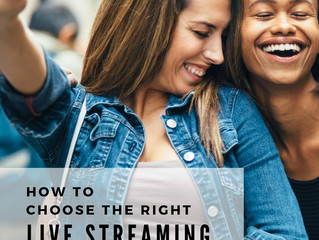 How To Choose the Right Live Streaming Platform For You and Your Clients