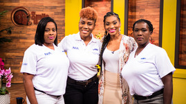 Discussing Woman's Empowerment Workshops on TVJ