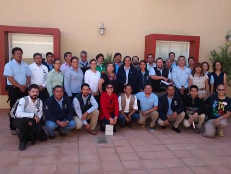 Reunión nacional para el monitoreo de la mariposa Monarca 2015