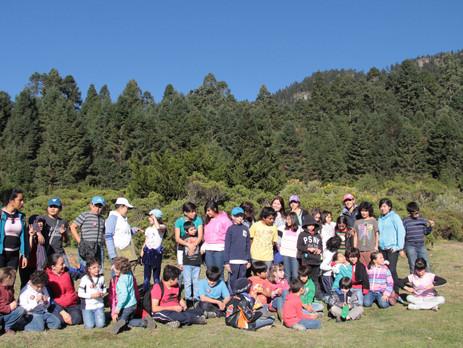 Comunidad Educativa y Cultural Iván Illich. Febrero 2015