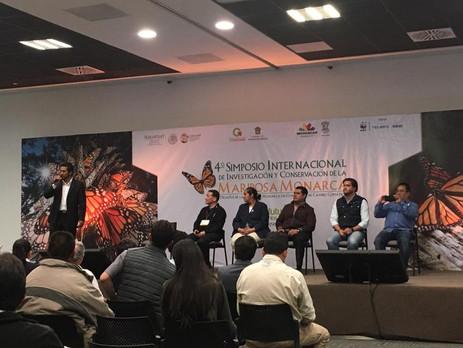 4° Simposio Internacional de Investigación y Conservación de la Mariposa Monarca