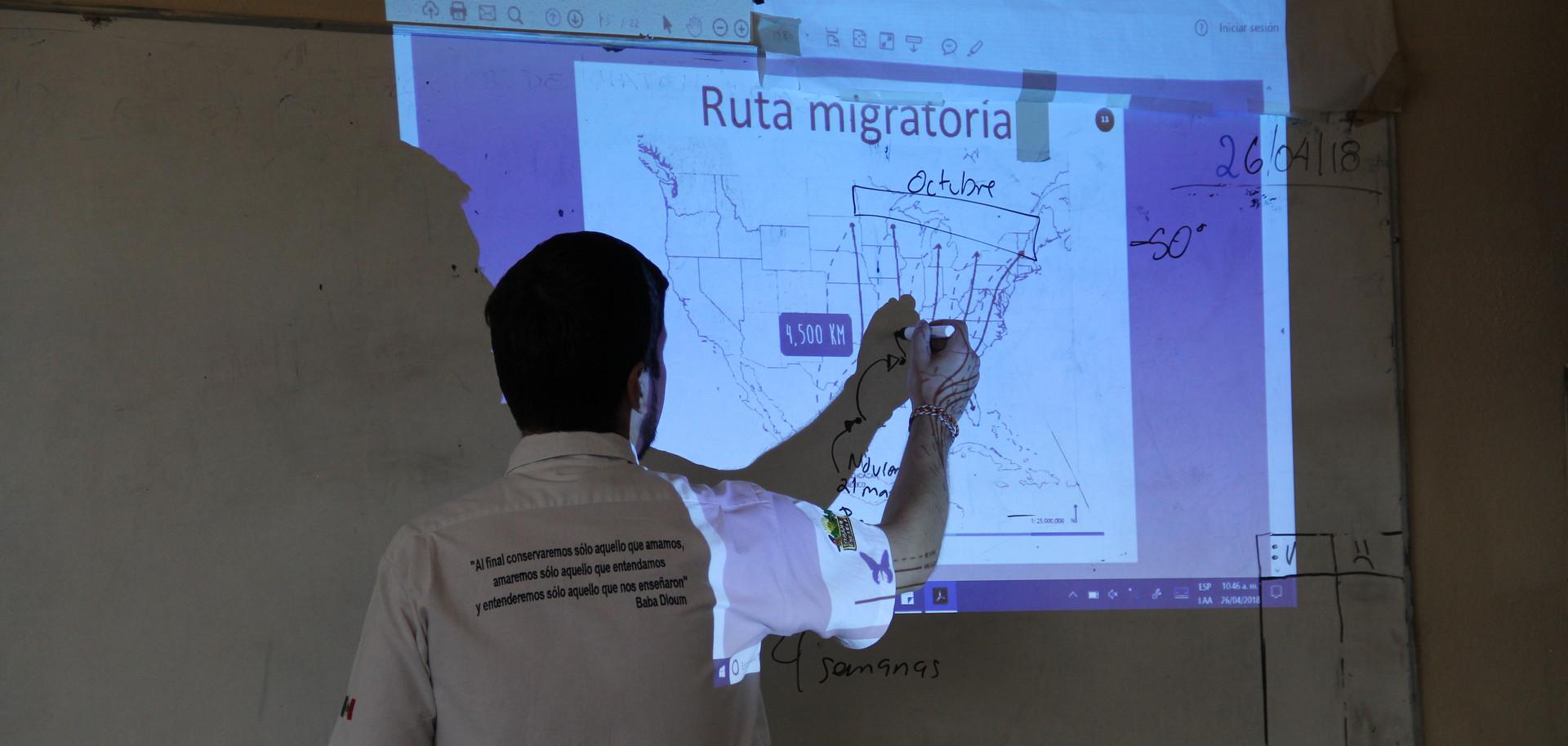 COMISIÓN DE EDUCACIÓN AMBIENTAL Y DIVULGACIÓN
