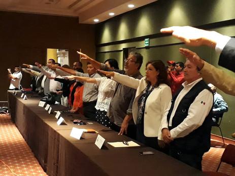 Geovida Sustentable A.C. toma protesta como Consejero en el Consejo Estatal de Ecología (COEECO), Go