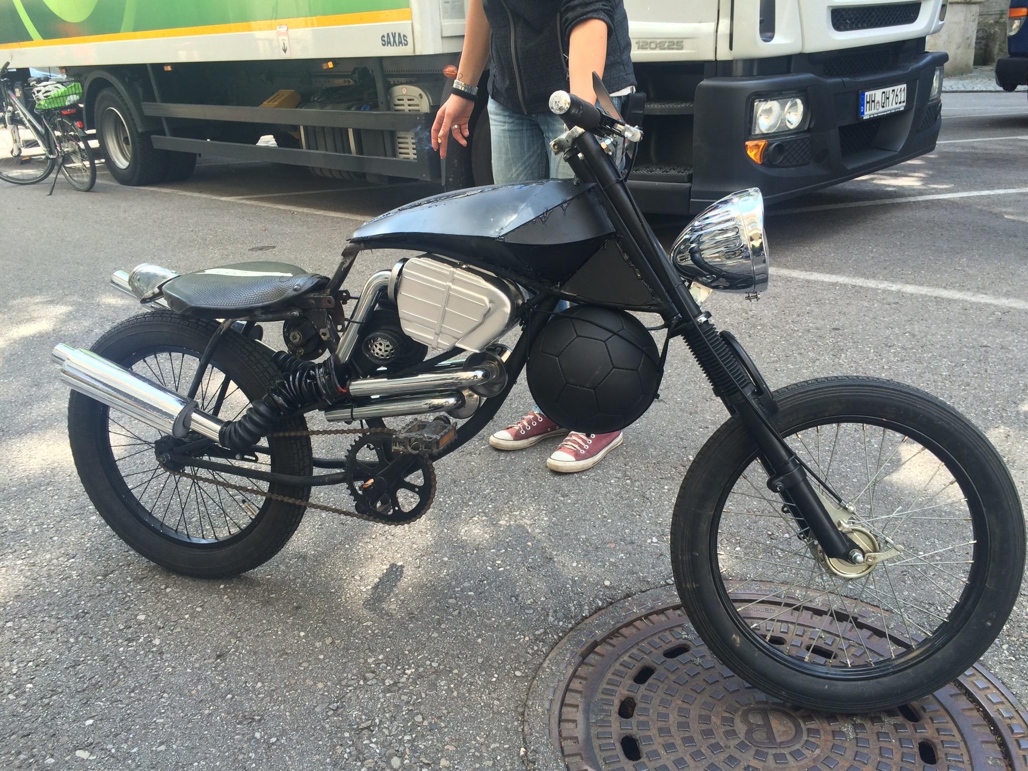 wilde Kerle Bike
