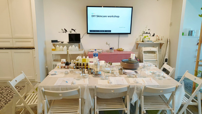 Natural Skincare Workshop 2019-05-04