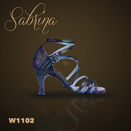 Sabrina Closed Back W1102