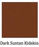 Dark Suntan Kidskin