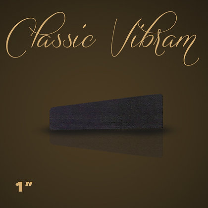 "Man's 1"" Classic Vibram Heel"
