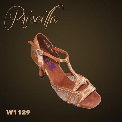 Priscilla W/Mesh W1129