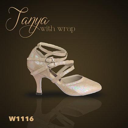 Tanya W/Wrap W1116