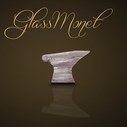 "1.5"" Glass Monet"