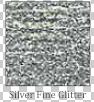Silver Fine Glitter
