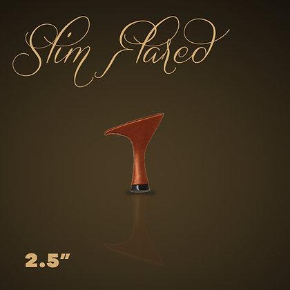 "2.5"" Slim Flared"
