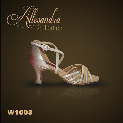 Alessandra 2-Tone W1002