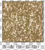 Nude Fine Glitter